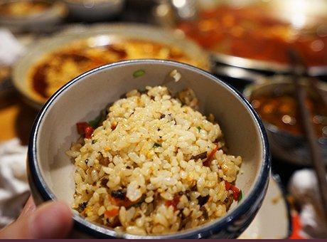 被一碗加了糟海椒的炒饭圈粉