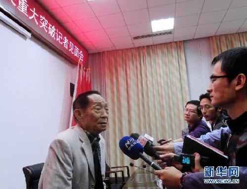 人过八旬 粮满二九——袁隆平畅谈中国超级杂交稻