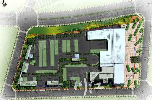 广场车站将搬迁 泸州城西客运站预计8月试运行