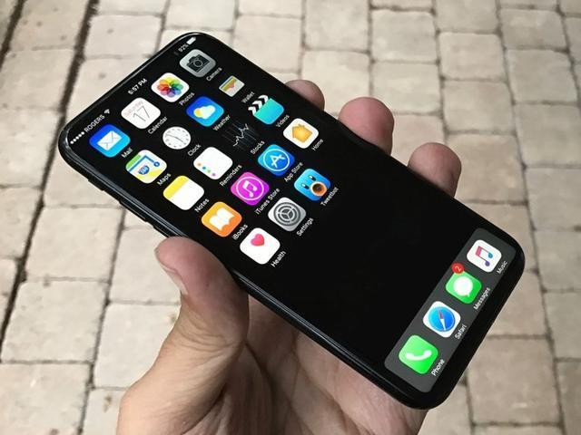 传OLED版iPhone将用全面屏设计