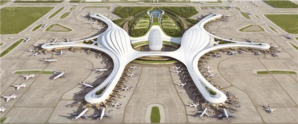 天府国际机场将建成3条跑道 年客运能力4000万人次