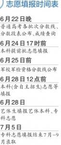 四川高考成绩今晚出炉 7种方式查询成绩和录取