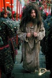 《狄仁杰》造型曝光 刘嘉玲漂白眉刘德华很犀利