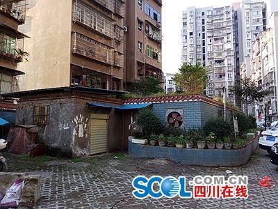 """广安一小区违建 致500余住户收房6年未拿""""两证"""""""