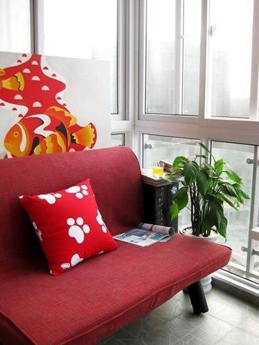 模范男亲自设计婚房 硬装家具电器共花8万 - 木风 - 装饰新趋势
