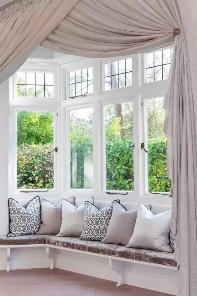 传统小飘窗out了 最美的飘窗长这样