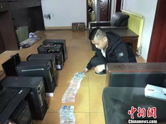 阿坝警方捣毁17个新型网络赌博窝点 涉案赌资80余万