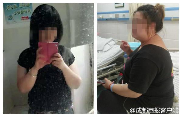 宜宾女孩花20余万买减肥药 却从100斤长到200斤