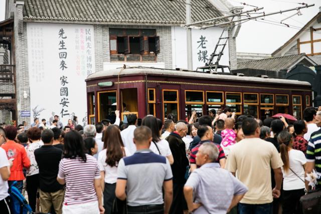 成都美食旅游节在安仁开幕 安仁乐道美食街正式开街