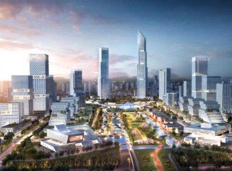 天府新区打造公园城市理念规划新模式