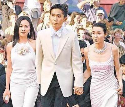 盘点娱乐圈三角恋 刘嘉玲勇斗张曼玉20年