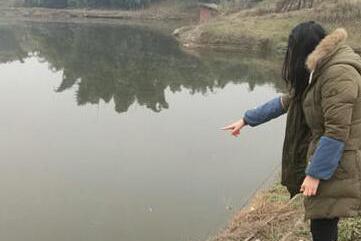 自贡一家三代3人落水 男子为救母亲和女儿溺亡