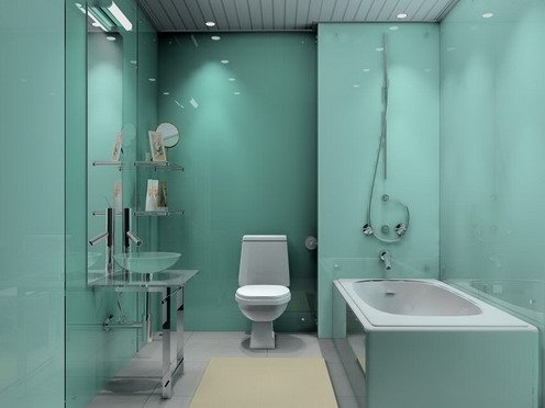 卫浴装修效果图大全 找寻最适合你的那一款