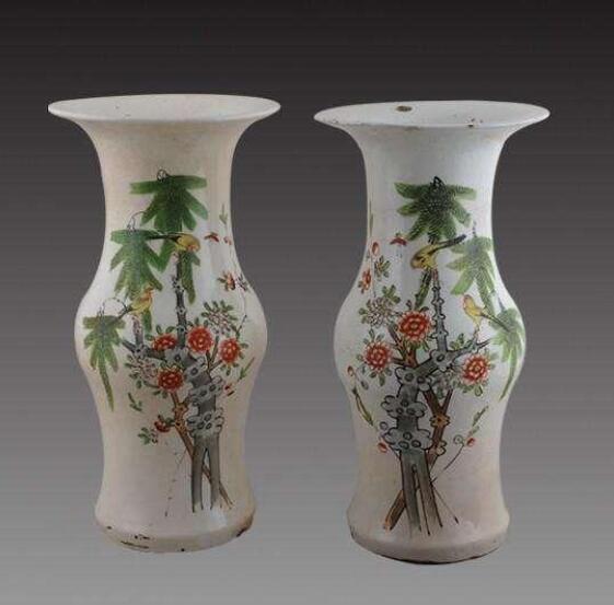 民窑瓷器 要选准精品收藏