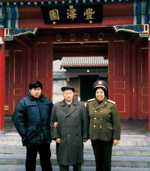专访少将毛新宇:男人40岁要坚定奋斗目标