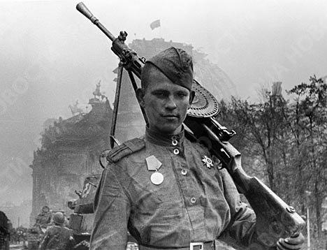 攻克柏林-解密 苏联二战到底死了多少人图片