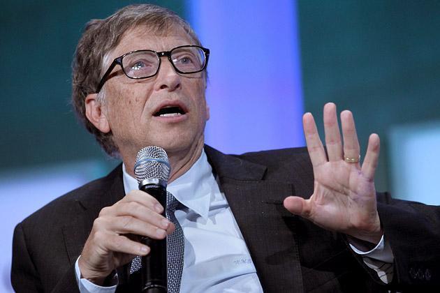 比尔·盖茨:取代人类工作的机器人应该也要交税