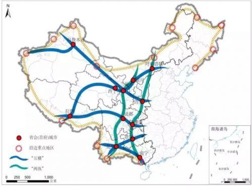 西部大开发规划一批铁路公路机场 涉及成都、泸州等