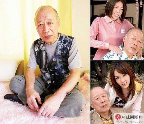 德田重男的名字在日本色情片界已经成为商标