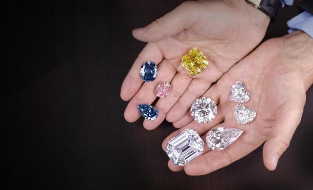2017年中国钻石市场或将稳步回升