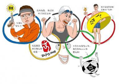 8%的网友认为中国队能够闯入4年之后的东京奥运!图片