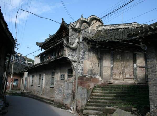 成都第十批历史建筑保护名录出炉 双姓祠堂等入选
