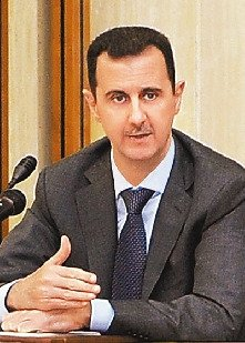 美欧等国一致表态 严词要求叙利亚总统下台(图)