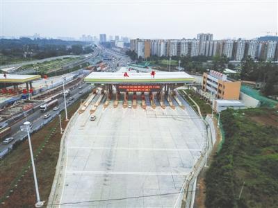 国庆地铁再创客流最高峰 道路拥堵指数低于清明