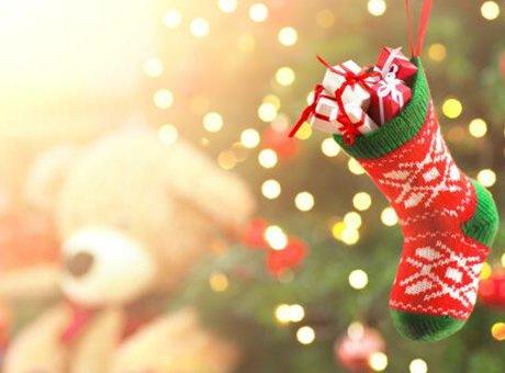 """""""亲子福利:圣诞开心派对来啦"""