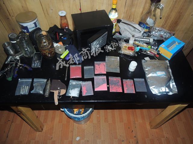 资阳毒贩因一个快递被抓 查DNA牵出8年前强奸案(图)