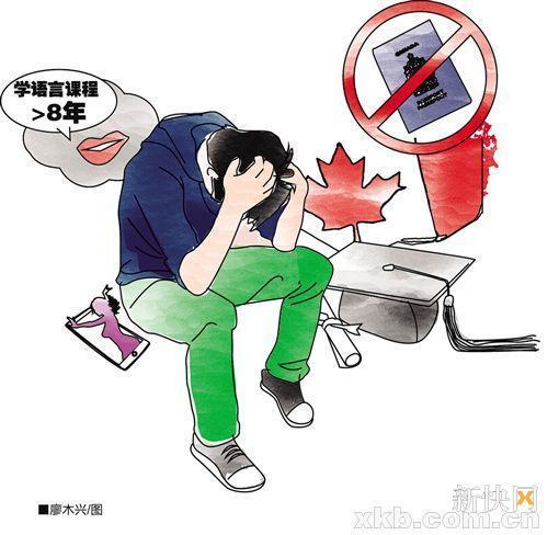 为保险起见,建议学生在出入境前,先检查各种电子设备的表情包,聊天图片
