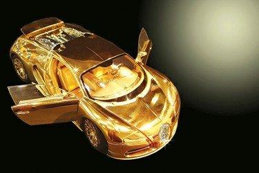 最贵跑车模型200万英镑