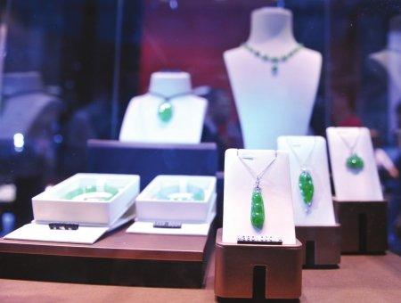 真诚·永恒周大福珠宝精品展在蓉举行