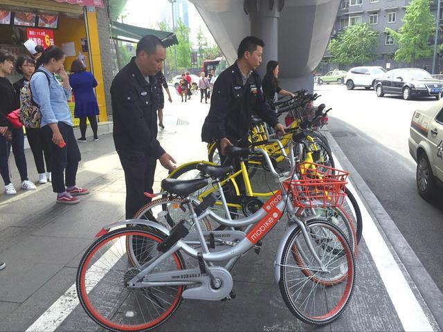 成都出台共享单车管理方案 1209个停车点7月设置到位
