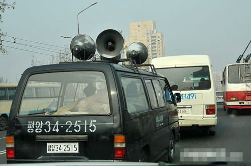 看看朝鲜街头都跑什么车