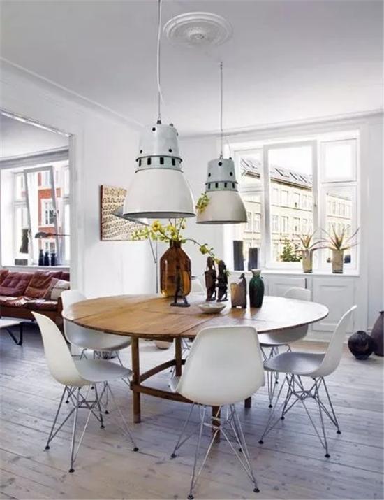 软装中必不可少的绿植 让家里增添一抹清新