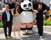 《功夫熊猫2》朱莉:影片保护中国文化不暴力