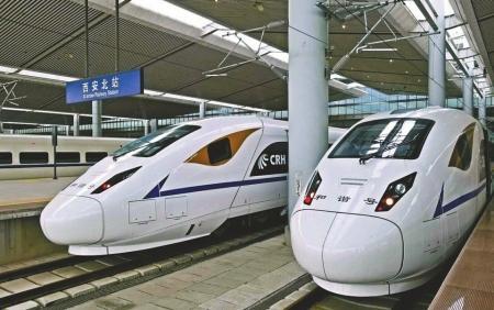 全国铁路运行图调整 成都到北京最快7小时47分钟