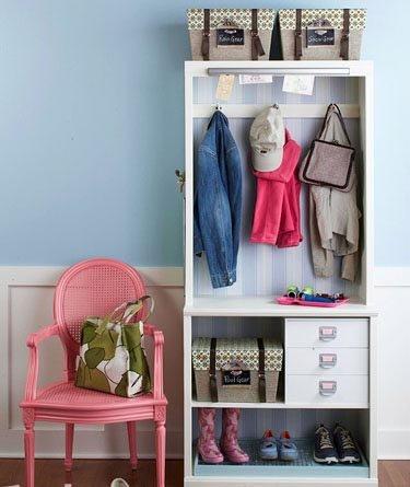 4种小户型玄关方案 因地制宜帮忙整理你的家