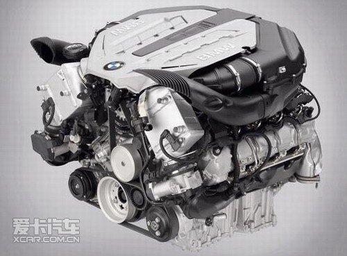 宝马V8双涡轮增压发动机-将搭3缸发动机 新宝马3系信息曝光