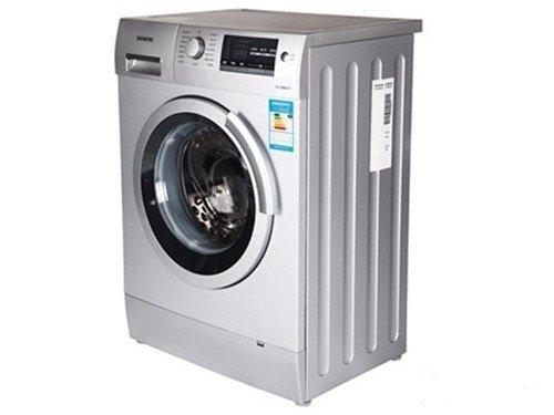 3D正负洗 西门子滚筒洗衣机售价5819元