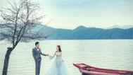 清新唯美的泸沽湖旅拍