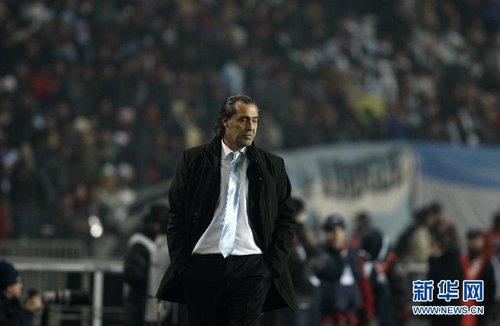阿根廷国家足球队主教练巴蒂斯塔下课