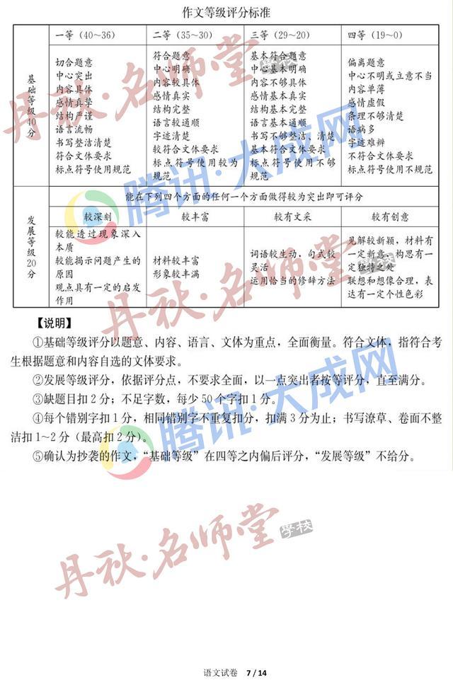 2018年新葡京赌场网址市中考语文真题解析及参考答案