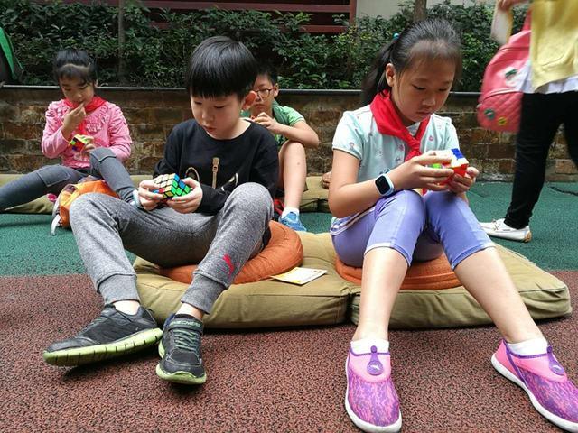 龙娃娃趣味数学节:学习玩乐两不误
