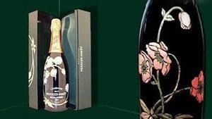 巴黎之花美丽时光1998年份香槟