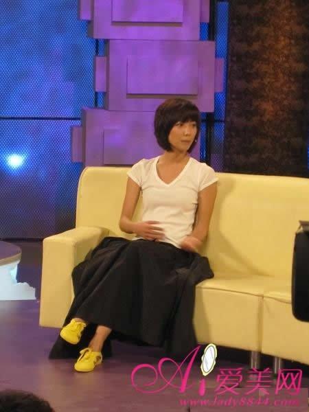 短发:组图女生王珞丹最有女人味穿搭读后感日记女生图片
