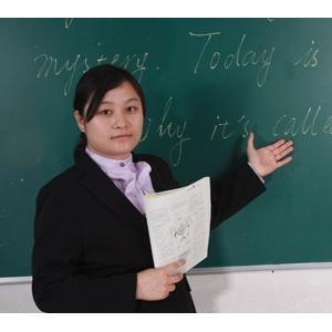 名师堂英语中学英语教师张静