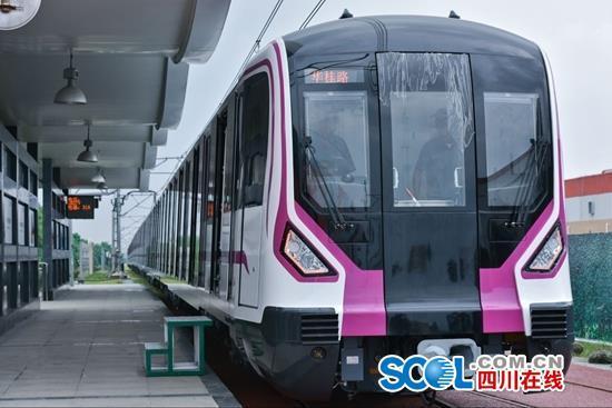 未来三年 成都轨道交通将建成这10条线路