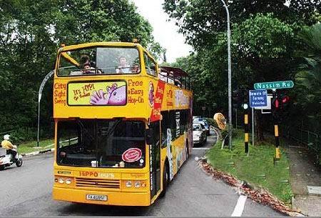 新加坡第三次来蓉招巴士司机 最高年薪12万图片
